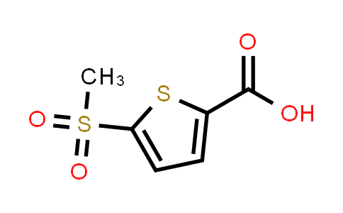 DY584471 | 60166-86-1 | 5-(methylsulfonyl)thiophene-2-carboxylic acid