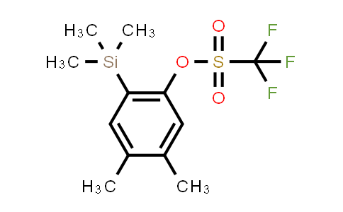DY584478 | 458566-99-9 | 4,5-Dimethyl-2-(trimethylsilyl)phenyl trifluoromethanesulfonate