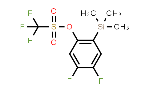 DY584497 | 217813-00-8 | 4,5-difluoro-2-(trimethylsilyl)phenyl triflate