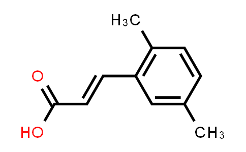 DY584572 | 95883-10-6 | 2,5-Dimethylcinnamic acid