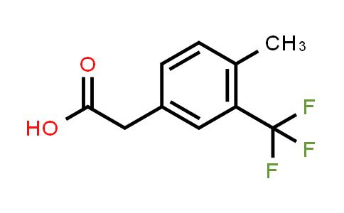 DY584647   1000544-72-8   4-Methyl-3-(trifluoromethyl)phenylacetic acid