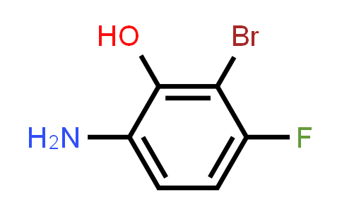 DY584690   1257535-00-4   6-Amino-2-bromo-3-fluorophenol