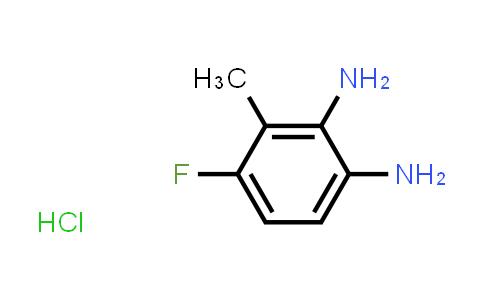 DY584693 | 1161426-63-6 | 4-Fluoro-3-methylbenzene-1,2-diamine hydrochloride