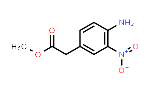 DY584716 | 28694-94-2 | Methyl 2-(4-amino-3-nitrophenyl)acetate