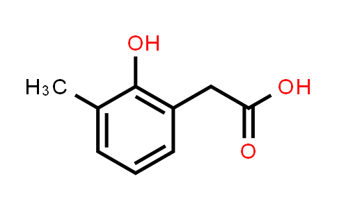 DY584718 | 714252-13-8 | 2-Hydroxy-3-methylphenylacetic acid