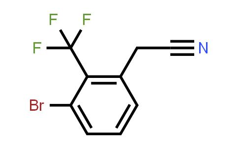 DY584734 | 1807121-68-1 | 3-bromo-2-(trifluoromethyl)phenylacetonitrile