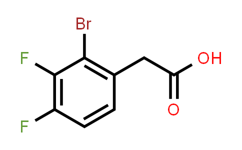 DY584741   1780785-72-9   2-bromo-3,4-difluorophenylacetic acid