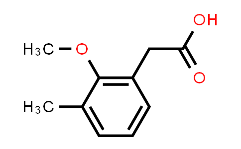 DY584746 | 854812-10-5 | 2-methoxy-3-methylphenylacetic acid