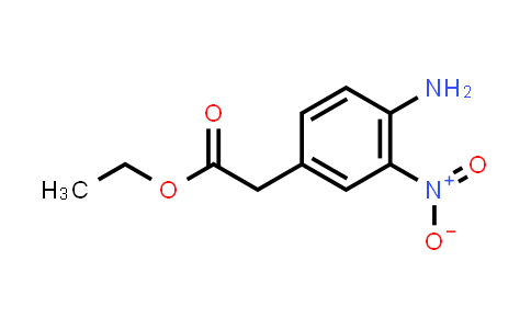 DY584749 | 104126-70-7 | ethyl 4-amino-3-nitrophenylacetate