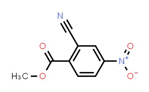 DY584939 | 1804177-30-7 | methyl 2-cyano-4-nitrobenzoate