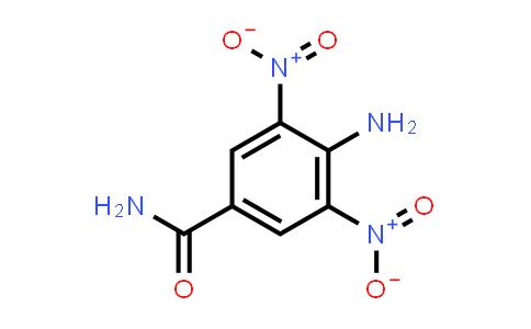 DY585089 | 54321-79-8 | 4-amino-3,5-dinitrobenzamide