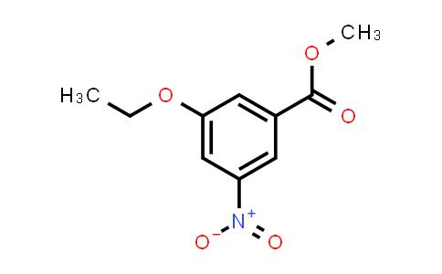 DY585103 | 1375150-03-0 | methyl 3-ethoxy-5-nitrobenzoate