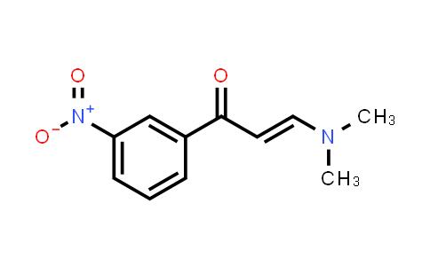 DY585152 | 115955-48-1 | 3-(Dimethylamino)-1-(3-nitrophenyl)prop-2-en-1-one