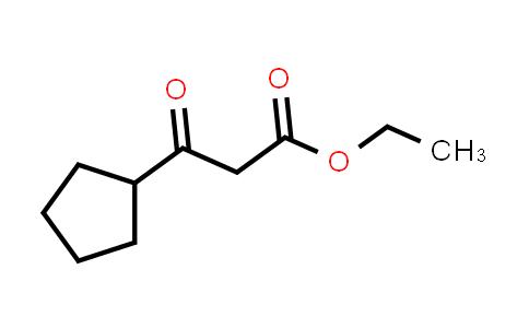 DY585156 | 24922-00-7 | Ethyl 3-cyclopentyl-3-oxopropanoate