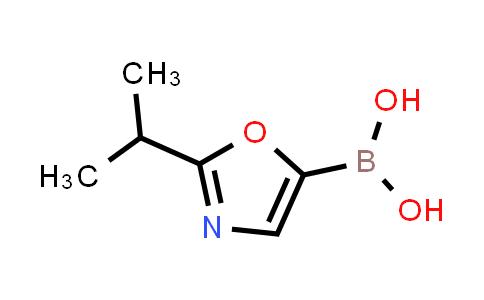 DY585246 | 2408430-16-8 | (2-isopropyloxazol-5-yl)boronic acid