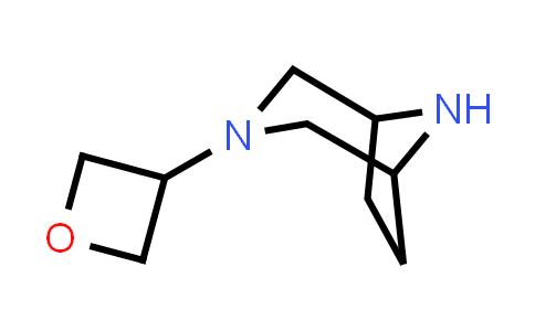 DY585316   1872371-62-4   3-(oxetan-3-yl)-3,8-diazabicyclo[3.2.1]octane