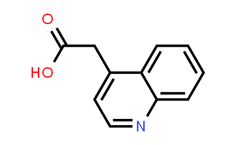 DY585457 | 109922-57-8 | 2-(quinolin-4-yl)acetic acid