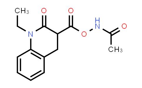 DY585523 | 2306278-60-2 | acetamido 1-ethyl-2-oxo-3,4-dihydroquinoline-3-carboxylate