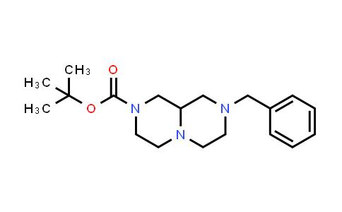 DY585524 | 1936177-08-0 | tert-butyl 8-benzyl-3,4,6,7,9,9a-hexahydro-1H-pyrazino[1,2-a]pyrazine-2-carboxylate