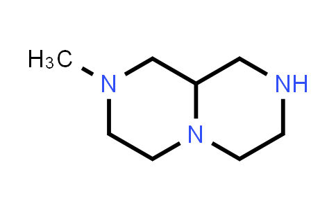 DY585649 | 63285-62-1 | 2-methyl-1,3,4,6,7,8,9,9a-octahydropyrazino[1,2-a]pyrazine