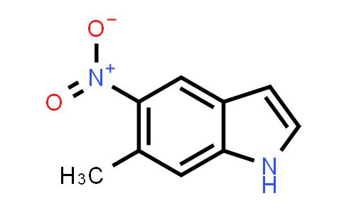 DY585688   1003858-64-7   6-methyl-5-nitro-1H-indole