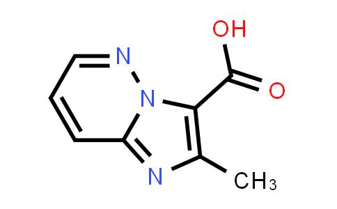 DY585805 | 144294-38-2 | 2-methylimidazo[1,2-b]pyridazine-3-carboxylic acid