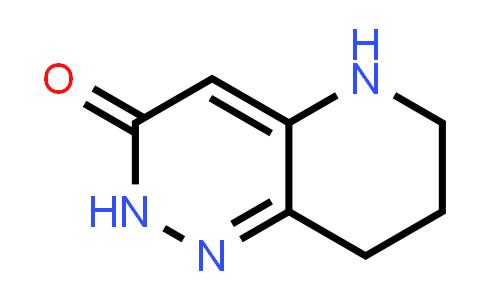 DY585806 | 1692264-27-9 | 5,6,7,8-tetrahydro-2H-pyrido[3,2-c]pyridazin-3-one