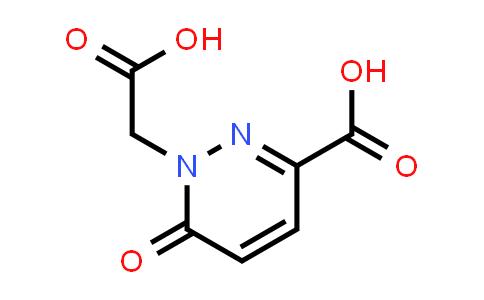 DY585807 | 874491-39-1 | 1-(carboxymethyl)-6-oxo-pyridazine-3-carboxylic acid