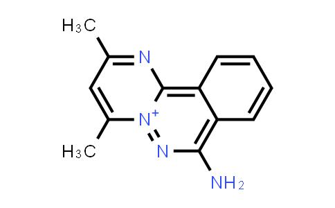DY585839   784990-49-4   2,4-dimethylpyrimido[2,1-a]phthalazin-5-ium-7-amine
