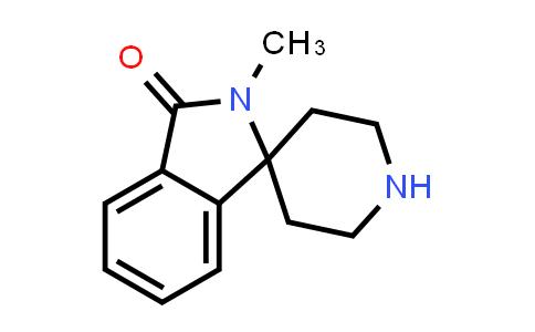 DY585909   159635-27-5   2-methylspiro[isoindoline-3,4'-piperidine]-1-one