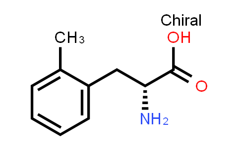 DY585918 | 80126-54-1 | (R)-2-amino-3-(o-tolyl)propanoic acid