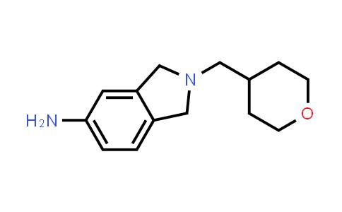 DY586026   1458423-73-8   2-[(oxan-4-yl)methyl]-2,3-dihydro-1H-isoindol-5-amine