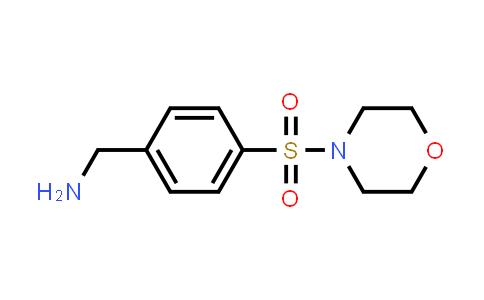 DY586057 | 852399-79-2 | (4-morpholinosulfonylphenyl)methanamine