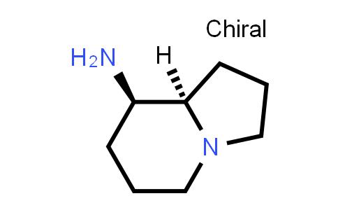 DY586098   2640222-62-2   trans-1,2,3,5,6,7,8,8a-octahydroindolizin-8-amine