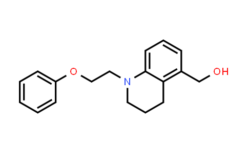DY586102 | 1030848-32-8 | [1-(2-phenoxyethyl)-3,4-dihydro-2H-quinolin-5-yl]methanol