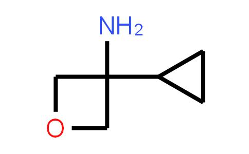 DY586261   2127832-65-7   3-cyclopropyloxetan-3-amine