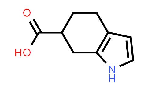 DY586284   1369146-64-4   4,5,6,7-tetrahydro-1H-indole-6-carboxylic acid