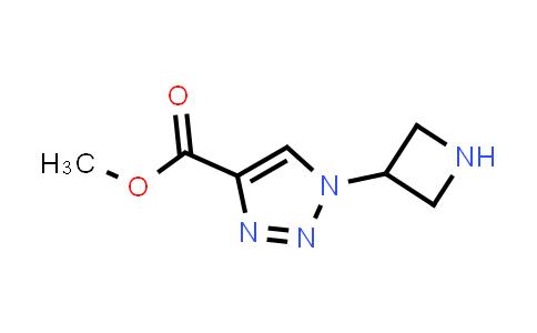 DY586312   1461869-47-5   methyl 1-(azetidin-3-yl)-1H-1,2,3-triazole-4-carboxylate