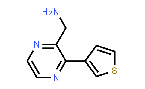 DY586330 | 1823582-11-1 | 1-[3-(thiophen-3-yl)pyrazin-2-yl]methanamine