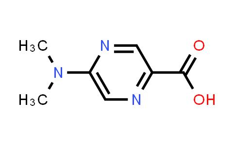 DY586334 | 1302581-08-3 | 5-(dimethylamino)pyrazine-2-carboxylic acid