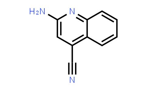 DY586341 | 1232431-62-7 | 2-aminoquinoline-4-carbonitrile