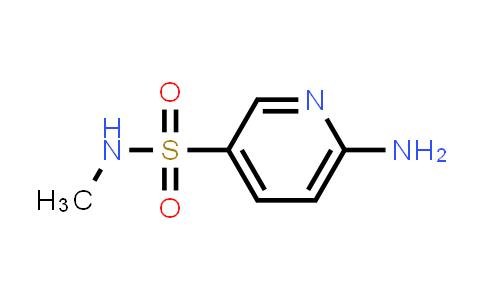 DY586347 | 94924-82-0 | 6-amino-N-methylpyridine-3-sulfonamide
