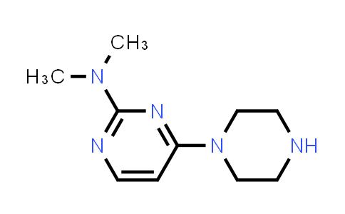 DY586392   777807-92-8   N,N-dimethyl-4-(piperazin-1-yl)pyrimidin-2-amine