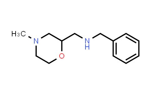 DY586401 | 1487369-65-2 | benzyl[(4-methylmorpholin-2-yl)methyl]amine