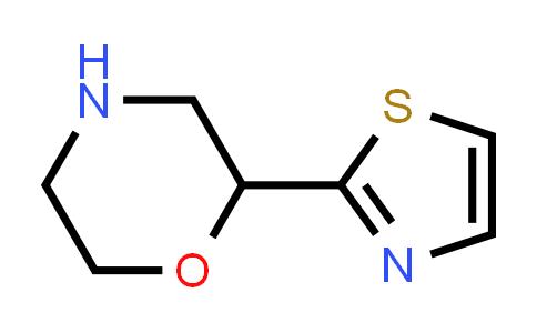 DY586407 | 1211526-76-9 | 2-(1,3-thiazol-2-yl)morpholine
