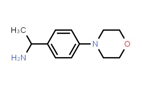DY586408 | 728024-36-0 | 1-[4-(morpholin-4-yl)phenyl]ethan-1-amine