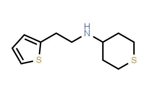 DY586415 | 1153144-80-9 | N-[2-(thiophen-2-yl)ethyl]thian-4-amine