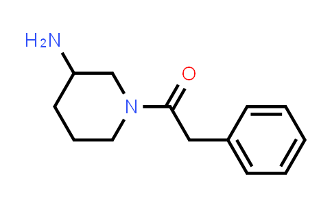 DY586430   1250494-11-1   1-(3-aminopiperidin-1-yl)-2-phenylethan-1-one
