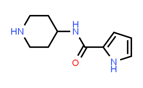 DY586434   1094766-82-1   N-(piperidin-4-yl)-1H-pyrrole-2-carboxamide