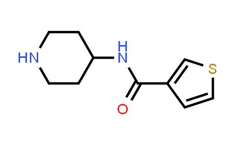 DY586435 | 1097781-87-7 | N-(piperidin-4-yl)thiophene-3-carboxamide